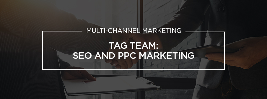 This image is for the Tag Team: SEO and PPC Internet Marketing