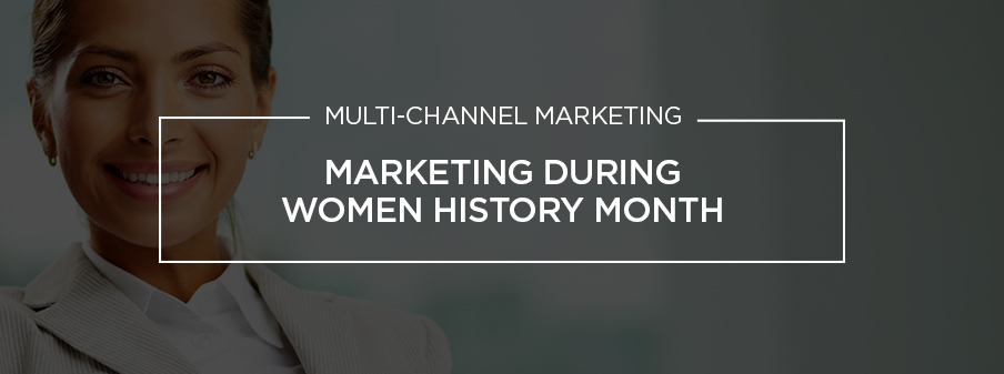 Marketing During Women History Month