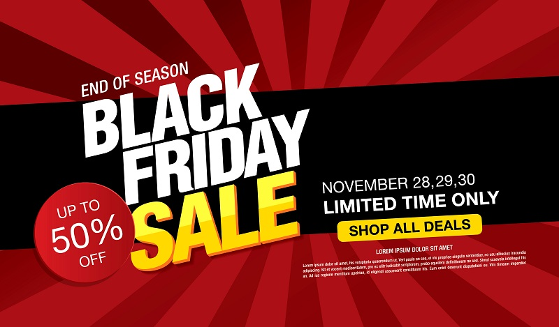 data marketing black friday