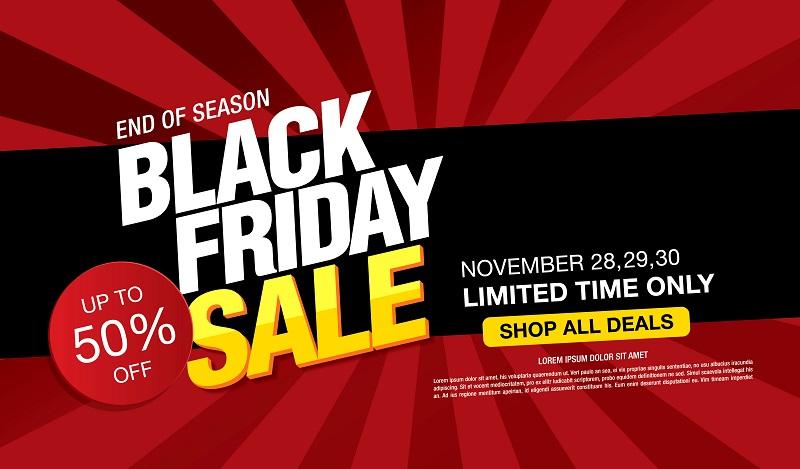 data marketing black friday