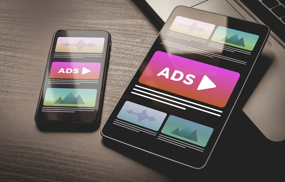 Mobile Ads advertising